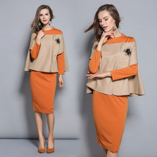 https://www.wholesale7.net/cloak-with-solid-pencil-dress-two-piece-sets_p297034.html