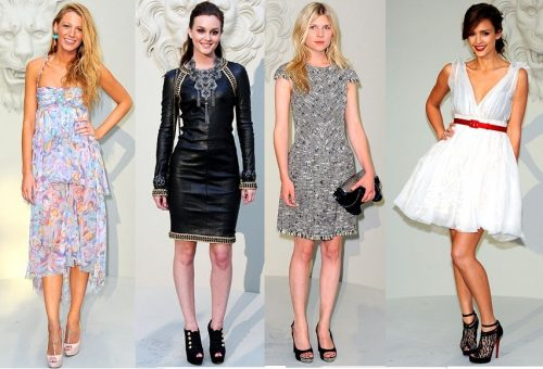 Chanel dresses 2011