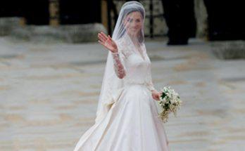 Coco Chanel Wedding Dress