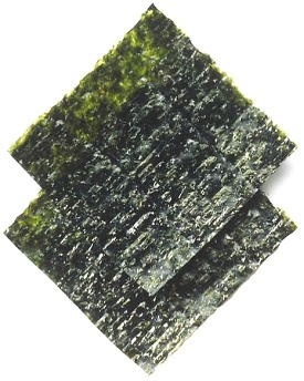 Organic Seaweed (Nori)