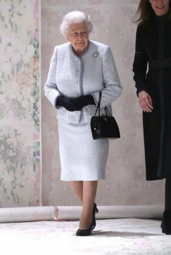 91-year-old British Queen