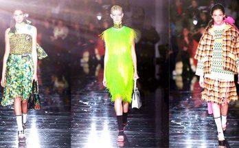 Prada's Fall 2018 Collection