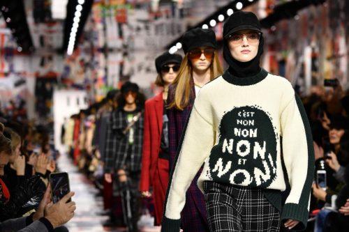 Dior AW18 show