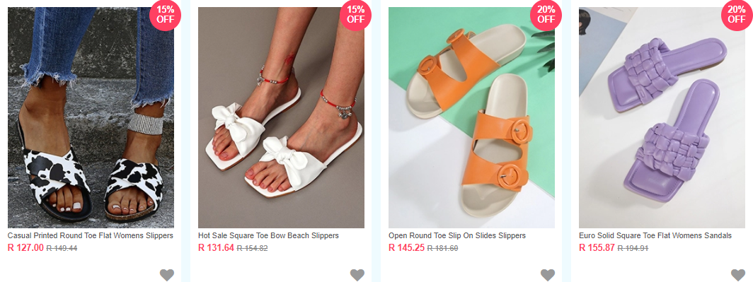 Low-priced Sales Of Popular Women's Shoes
