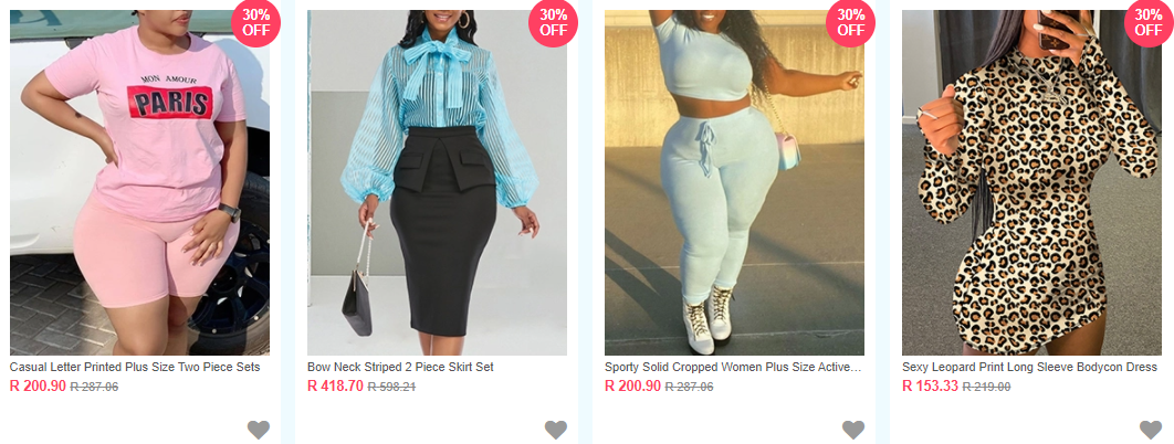 Surprisingly Discounted Quotations For Oversized Clothes