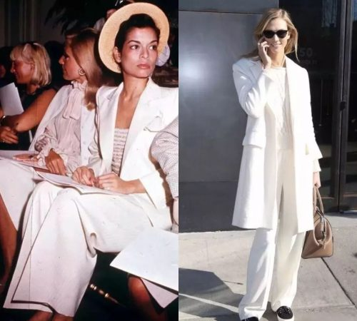 White Suit & Neutral Tide