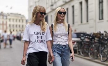 Dress Code | 8 Ways To Wear Your T-shirts In Chic Style