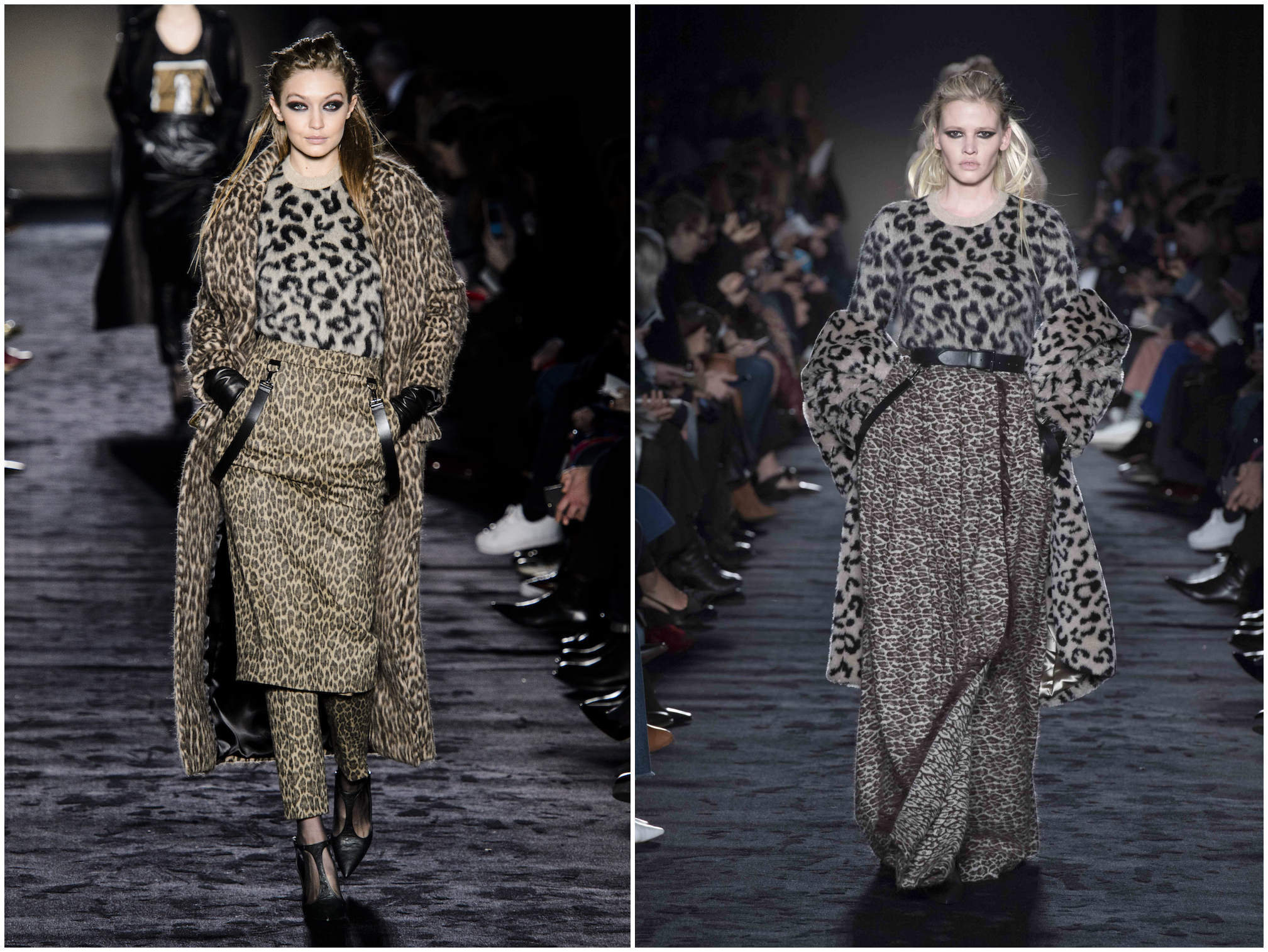 7bc88bf85502 And even Victoria Beckham couldn't resist this craze. In addition to  traditional leopard print, Tom Ford bring us into a more colorful and  wilder leopard ...