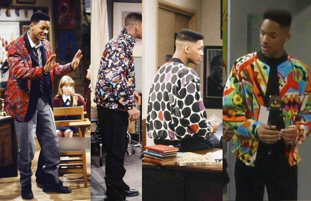 Will Smith in printing