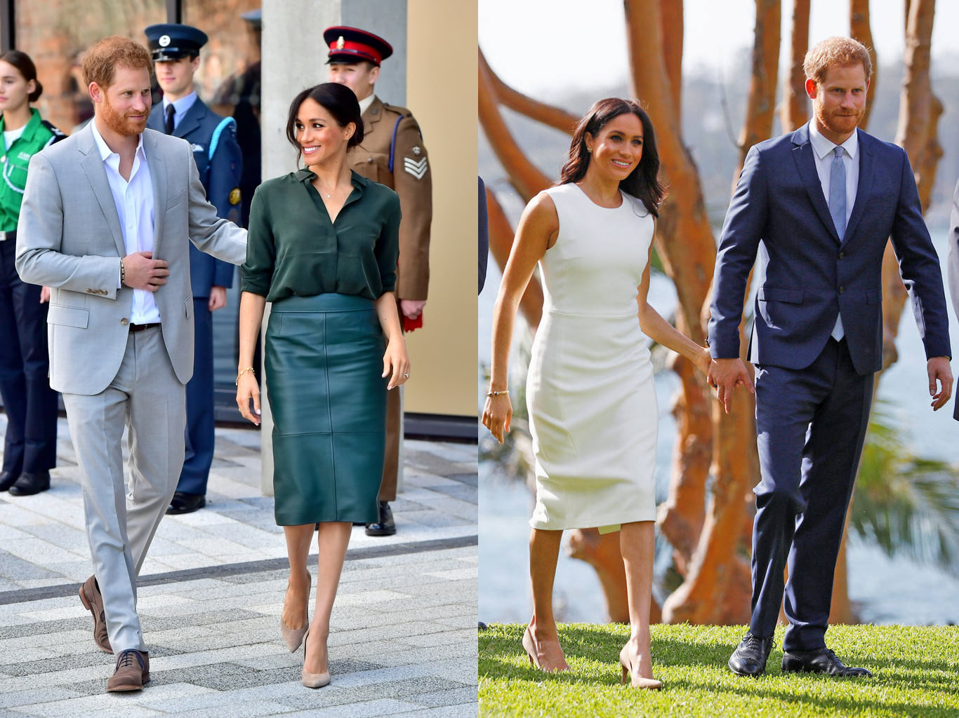 Meghan Markle's Pregnancy Style