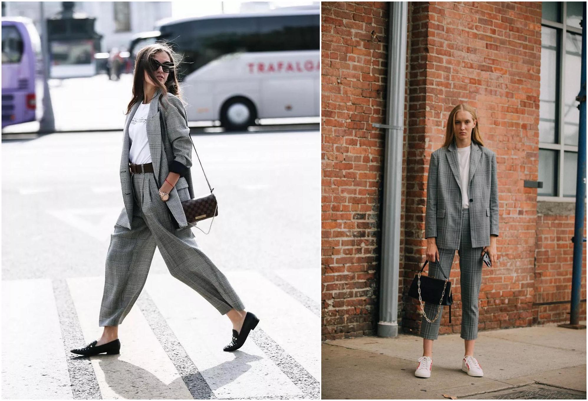 Women Suit Style