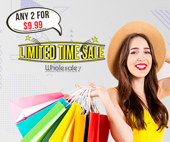 Apparel Limited time sale - any 2 for $9.99