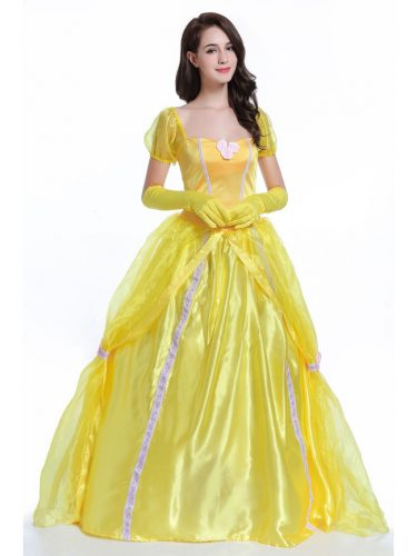 A girl dress two-pieces princess dress