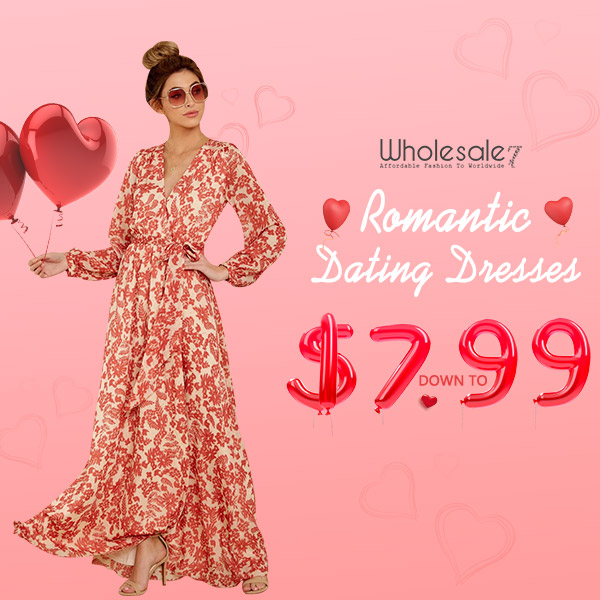 Romantic Date Dress