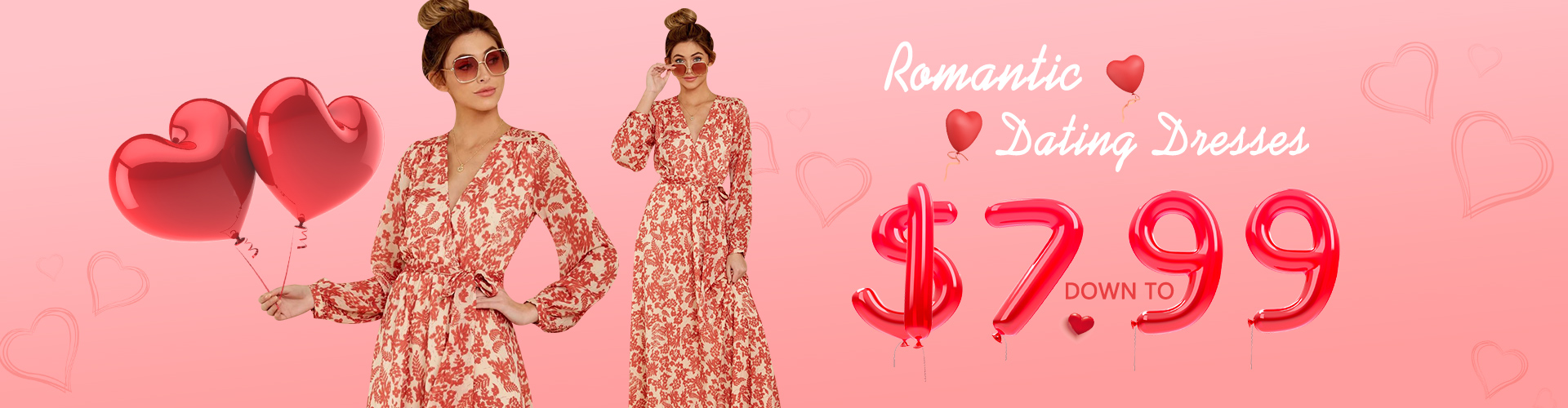 romantic dating dresses on sale
