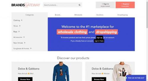 brands gateway
