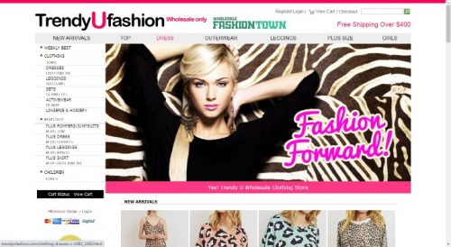 Trendy U Fashion