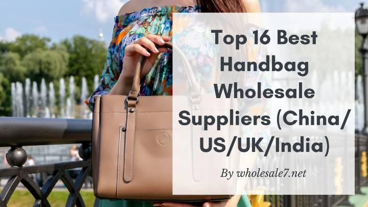 Best Handbag Wholesale Suppliers