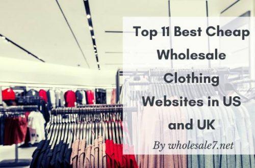 best cheap wholesale clothing websites