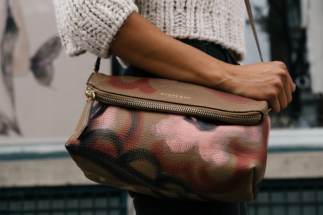 the material of handbags
