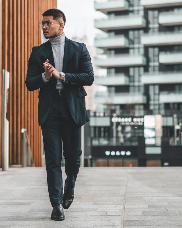 Elegant Gentleman Style