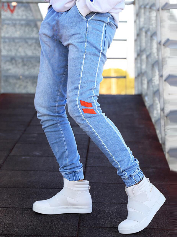Fashion Denim Pants For Men