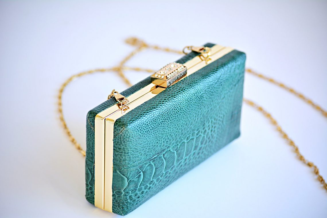 alligator handbag