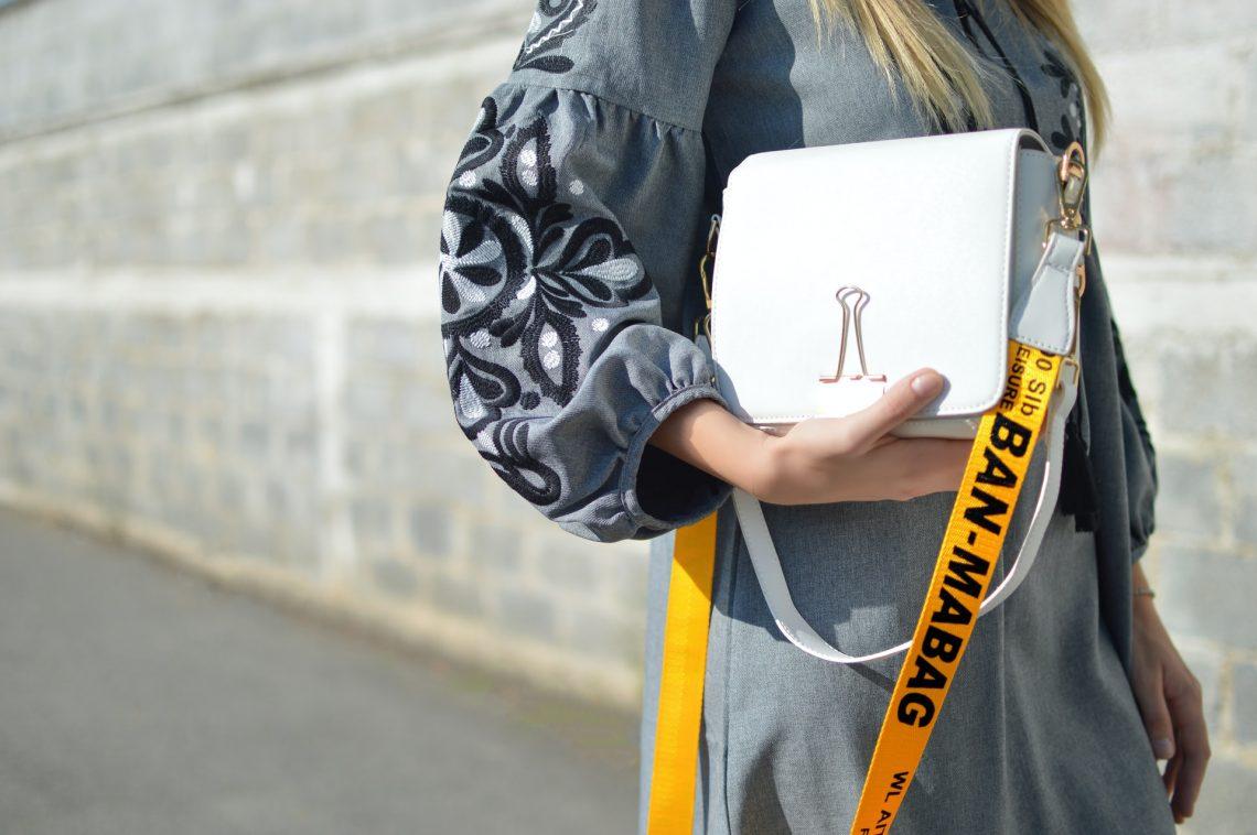 trendy shoulder bags