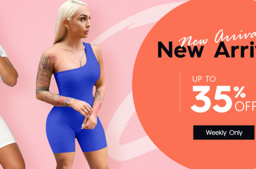 New arrival discount