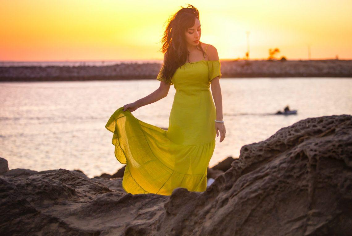 maxi dresses style