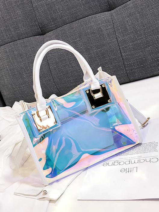 Easy Matching Large Capacity Laser Bag