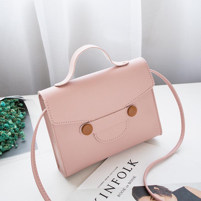 Korean Flap Square Shoulder Bag