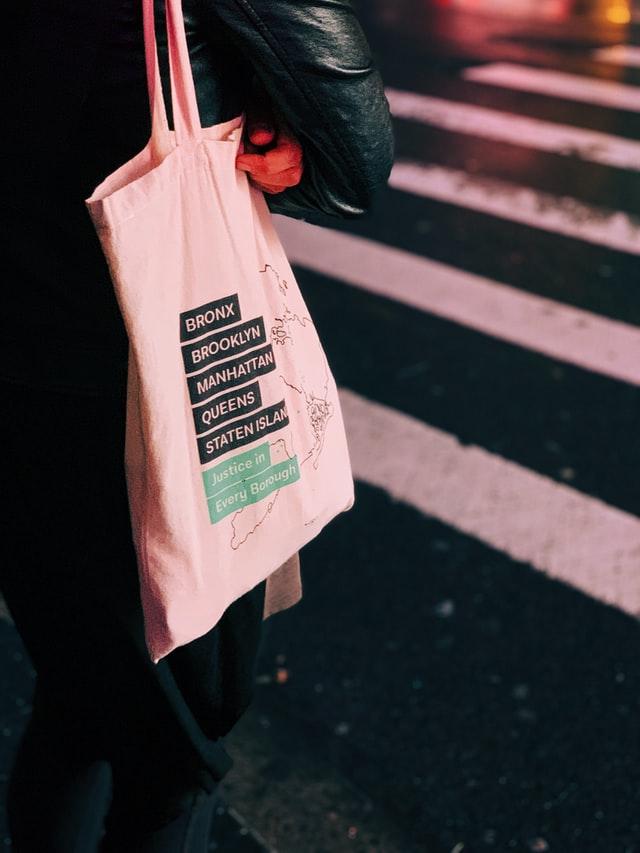 Simple Slouch Shoulder Bag