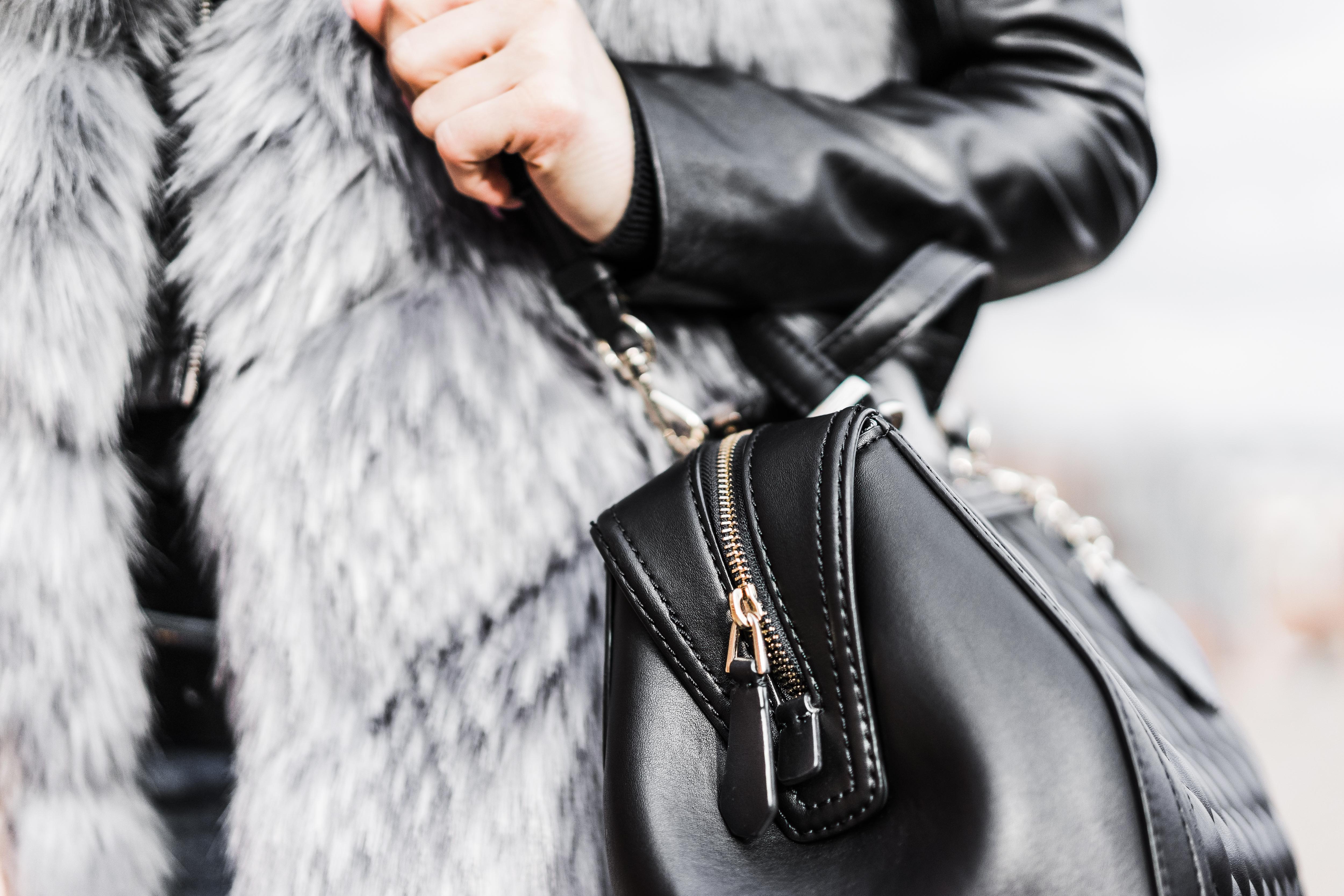 black large bag