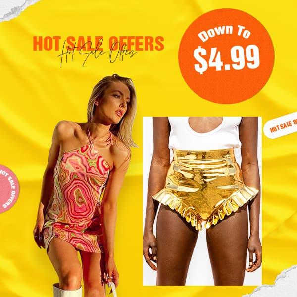 Hot Sale Offer